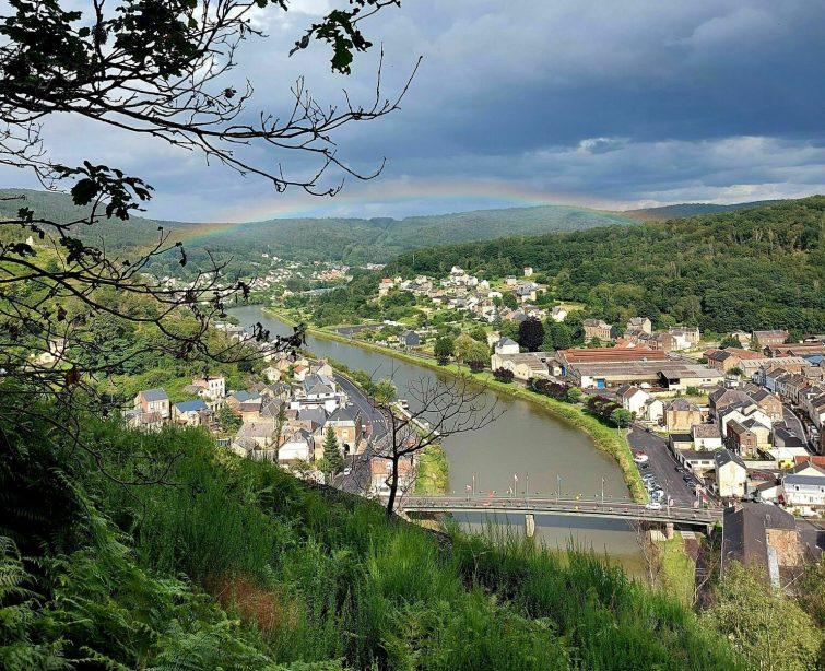 Les Crêtes de la Meuse à Monthermé