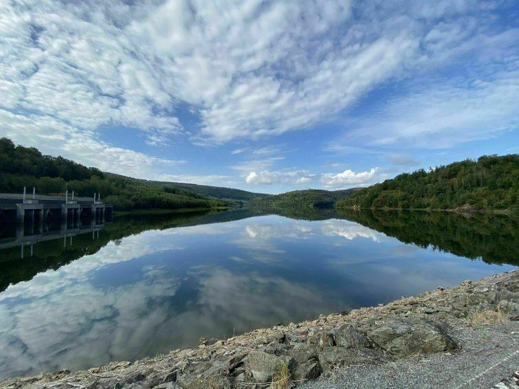 Tour du Lac des Vieilles Forges