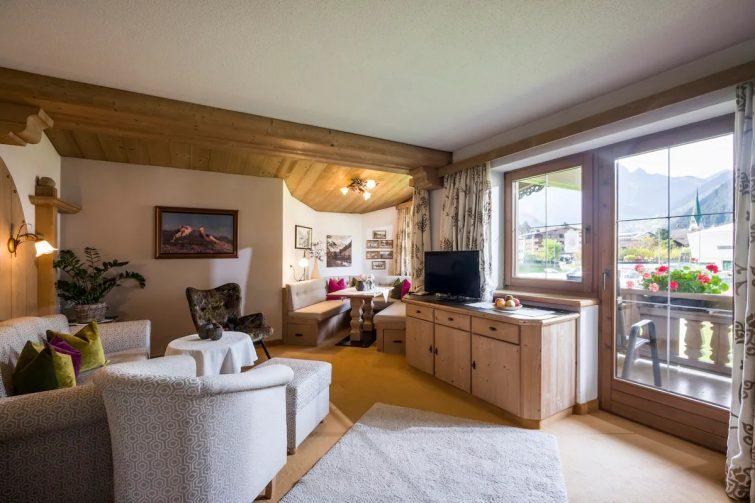 airbnb à mayrhofen