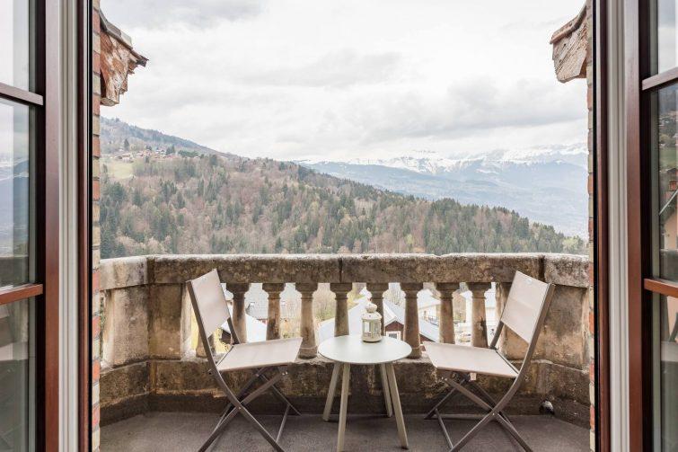 Retraite élégante et spacieuse au pied du Mont-Blanc