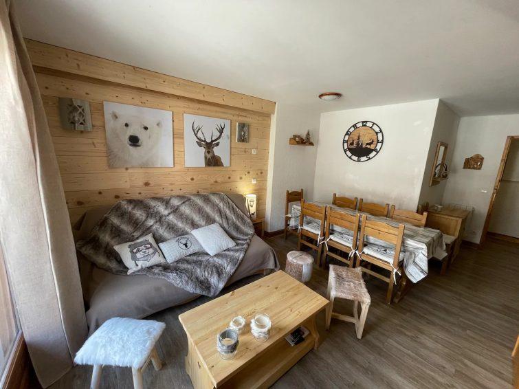 Airbnb à Valmeinier