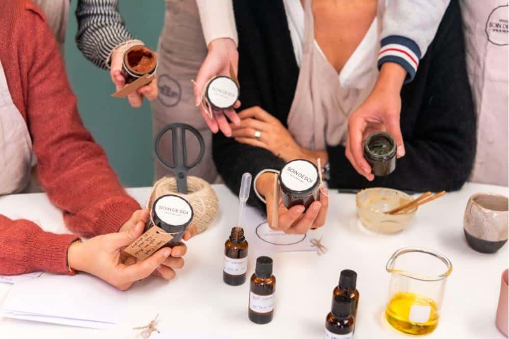 Ateliers Bordeaux : cosmétique