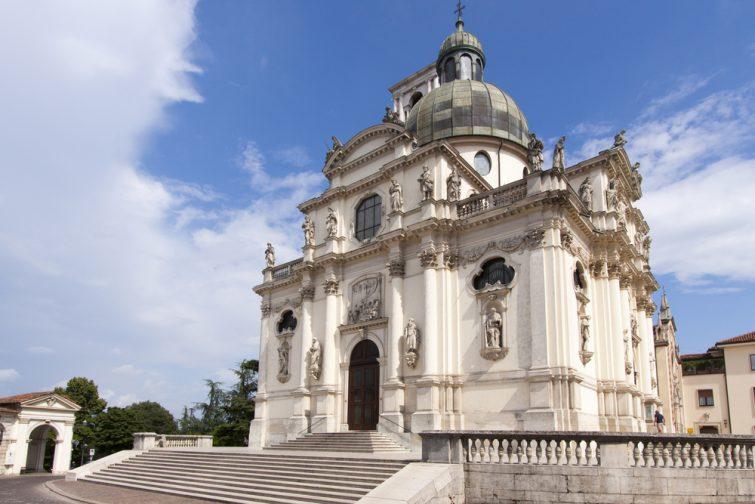 La basilique de Monte Berico