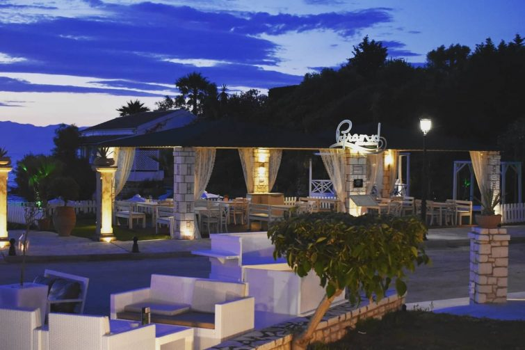 Εστιατόρια της Κέρκυρας: Pyramid Restaurant & Cocktail Bar