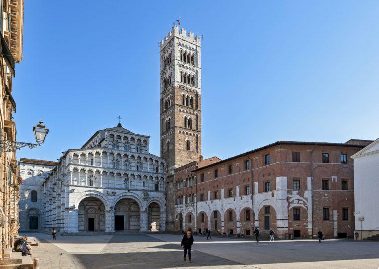 La cathédrale San Martino