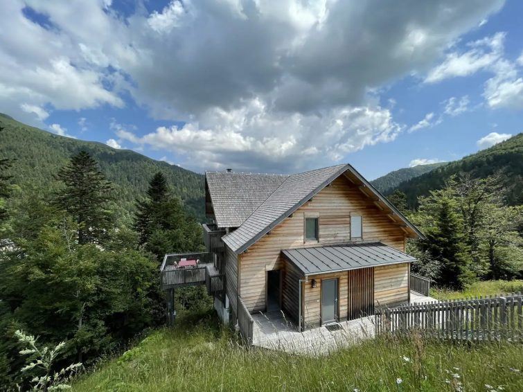 chalets massif central