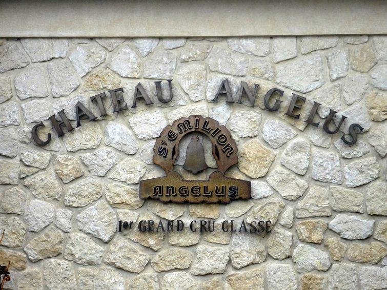 Château Angélus, Premier Grand Cru Classé A - visiter vignobles Saint-Emilion