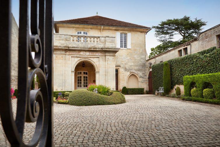 Couvent des Jacobins, Grand Cru Classé - visiter vignobles Saint-Emilion