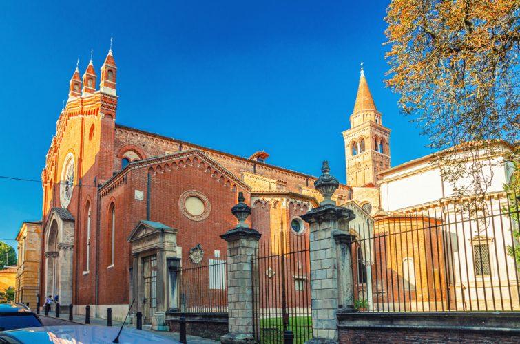 L'église Santa Corona - visiter Vicence