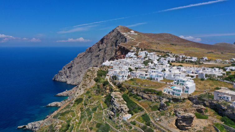 Folégandros - excursions Santorin
