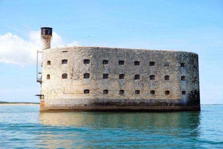 Fort Boyard, une histoire militaire peu commune