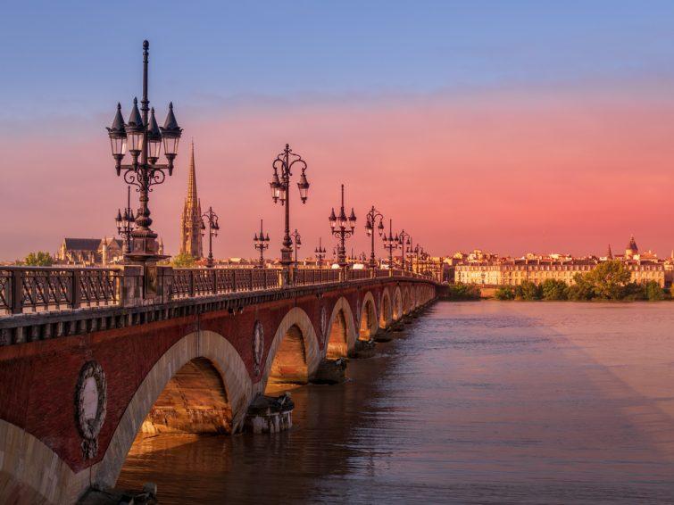 Faire une croisière sur la Garonne