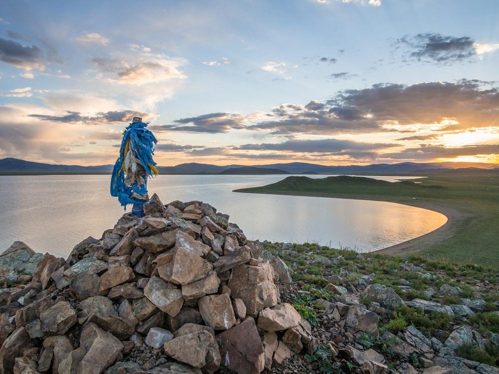 lac Terkhiin Tsagaan - visiter mongolie