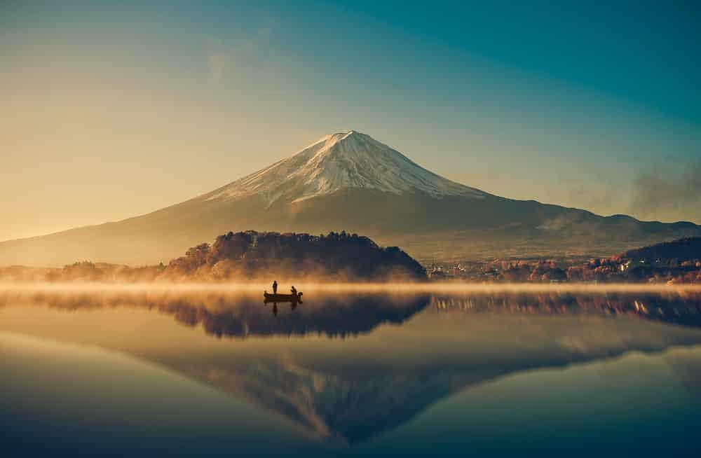 Mont Fuji - photos Japon