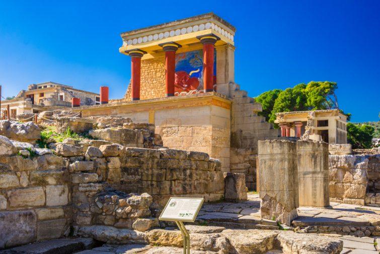 Héraklion - excursions Santorin