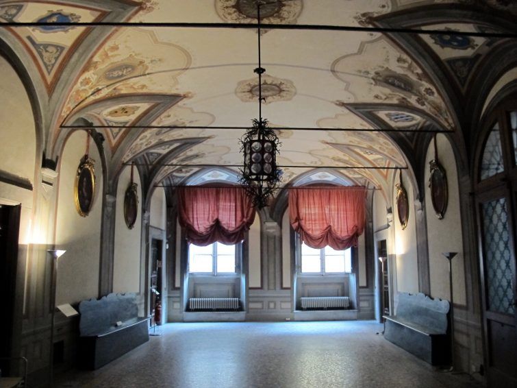 visiter Lucques : Le Palazzo Mansi