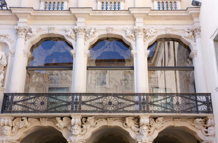 Les galeries d'Italie du Palazzo Montanari - visiter Vicence