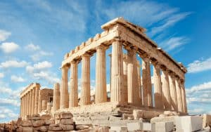 Parthénon, Acropole d'Athènes