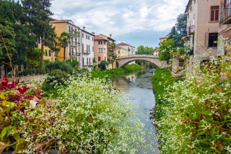 Ponte San Michele - visiter Vicence