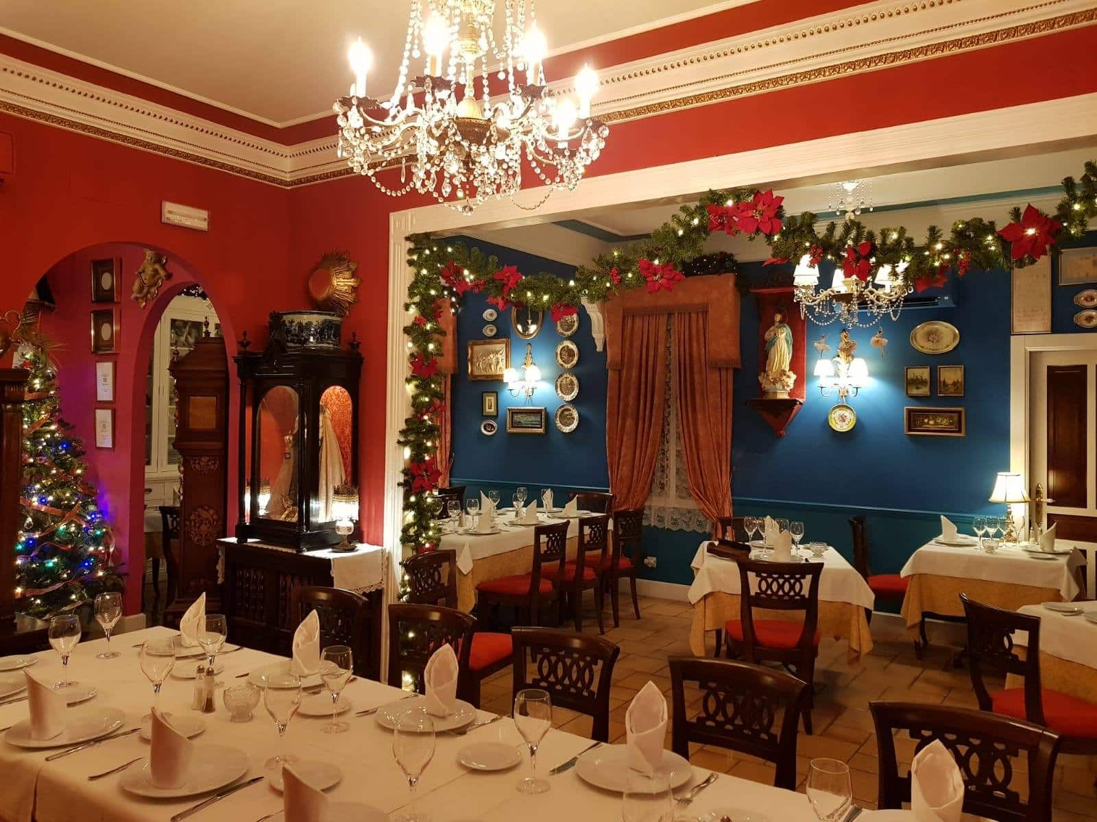 Meilleurs restaurants Malaga : Las Golondrinas
