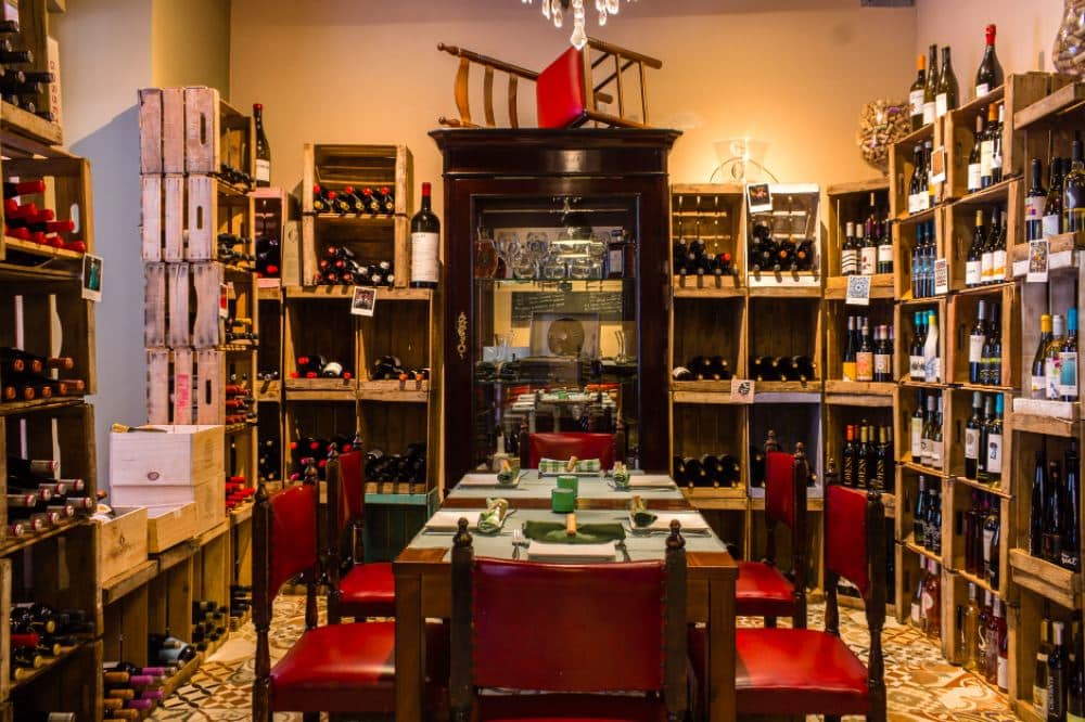 Meilleurs restaurants Malaga : OCHO