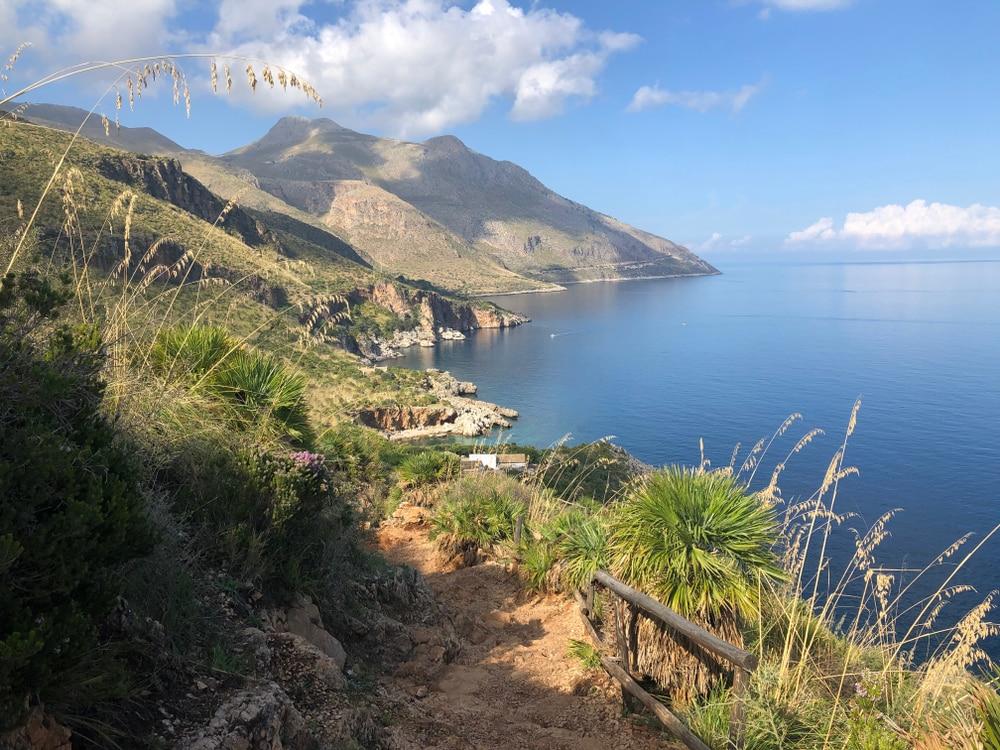 road trip sicile : réserve naturelle de Zingaro