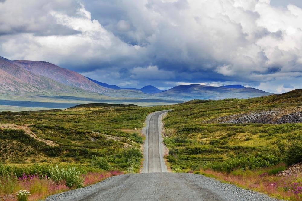 Denali Highway - belles routes monde