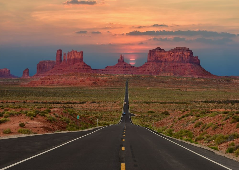 Route 66 - belles routes monde