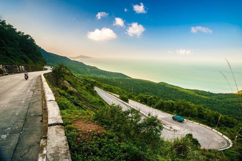 Hai Van Pass - belles routes monde