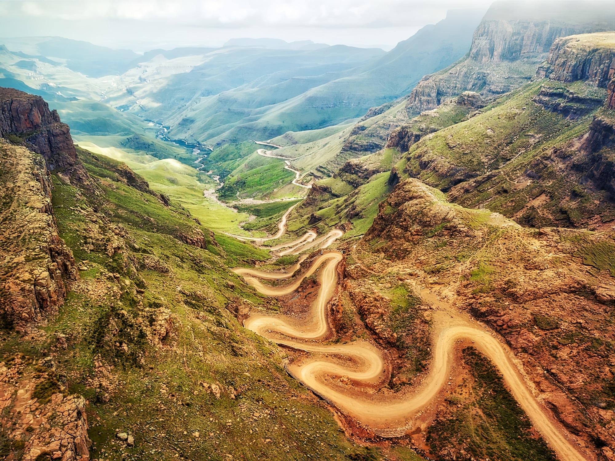 Col Sani - belles routes monde