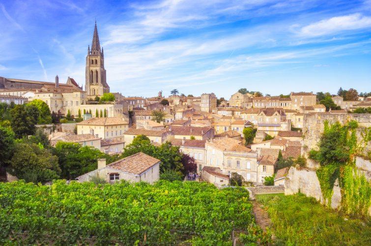Les vignobles de Saint-Emilion, au cœur d'un patrimoine exceptionnel