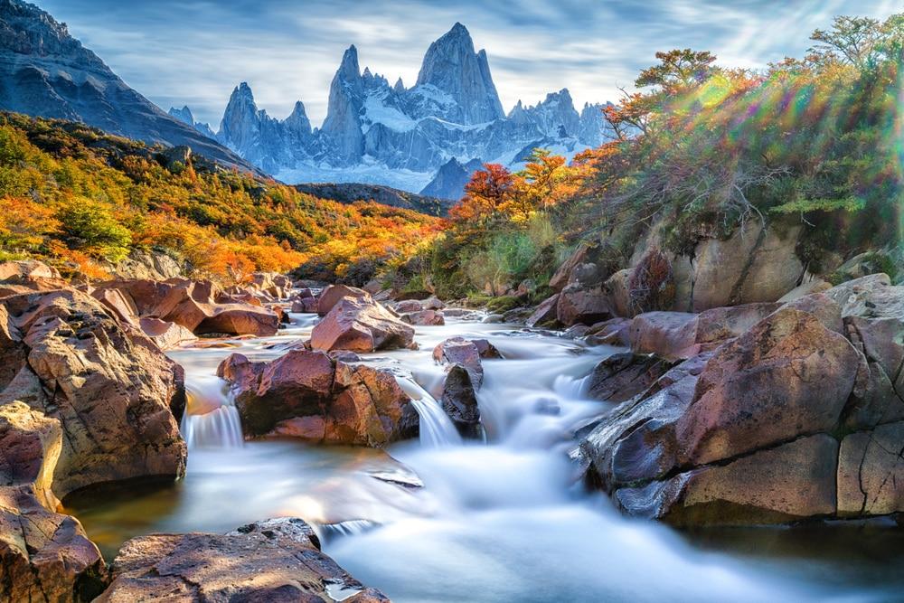 Patagonie - belles routes monde