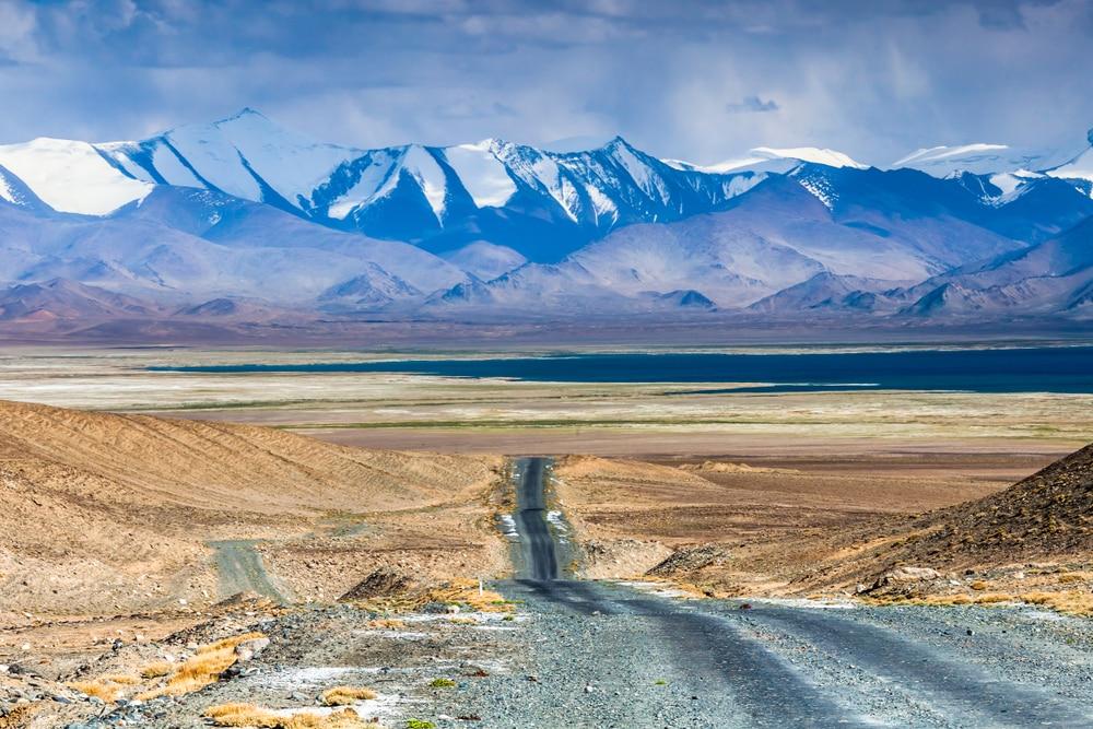 Muztagh Ata - belles routes monde