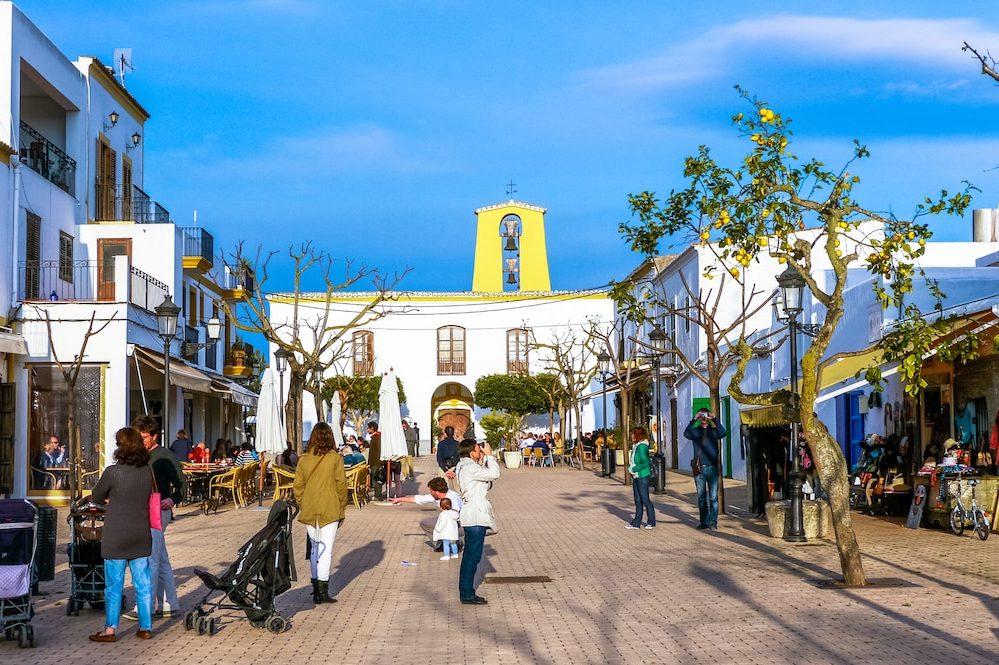 Sortir à Ibiza : Santa-Gertrudis-de-Fruitera