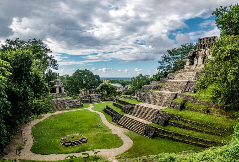 Palenque - grands pays amérique latine