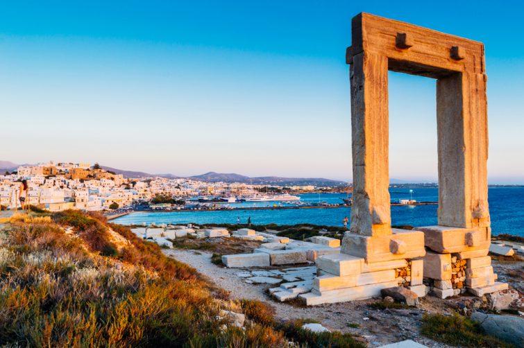 Naxos - excursions Santorin