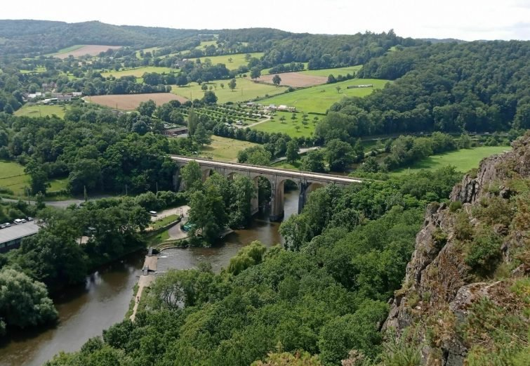 La Suisse Normande - Vallée de l'Orne