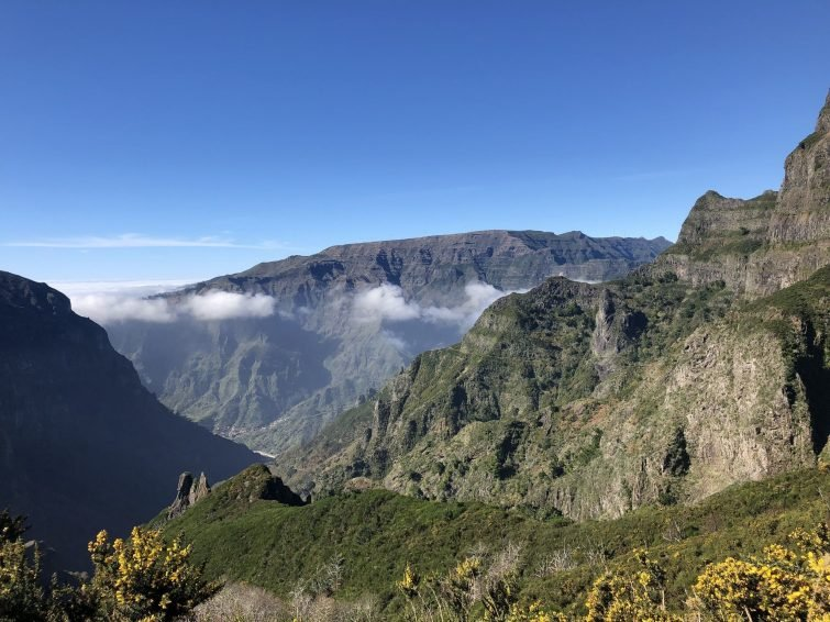 Pico Grande randonnée à Madère