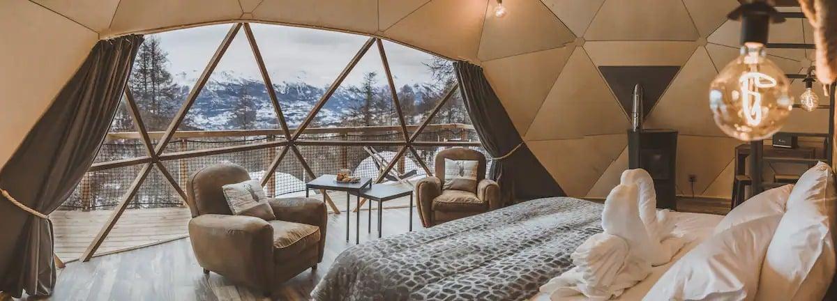 dome étoiles