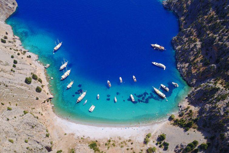 Agios Georgios Dysalonas - visiter Symi