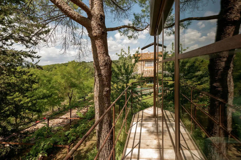 Cabane dans les arbres - Italie