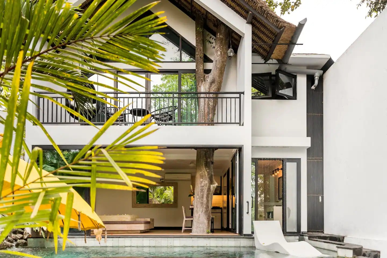 Cabane dans les arbres - Bali