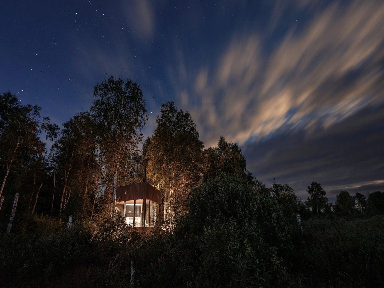 Cabane dans les arbres - Estonie