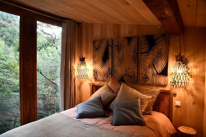 Cabane dans les arbres - France