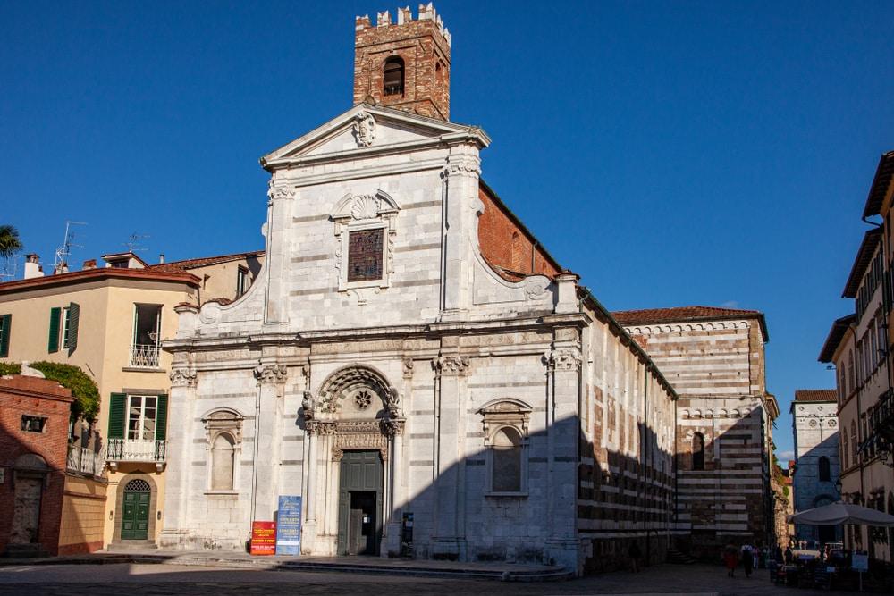 L'église Santi Giovanni e Reparata