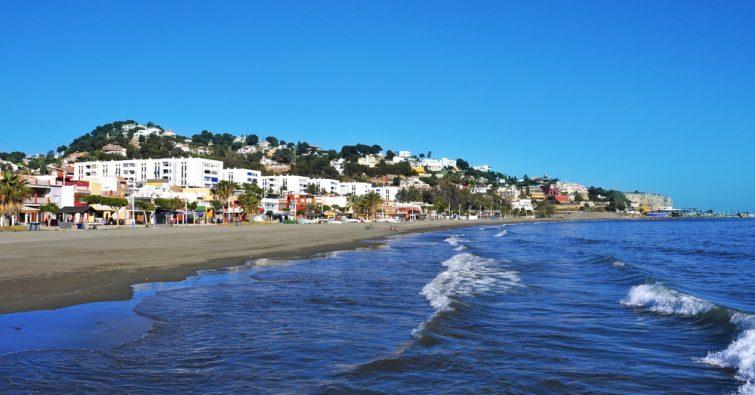 sortir à Malaga : El Palo et ses plages