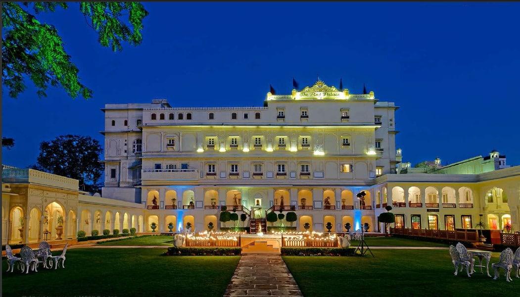 The Raj Palace - hotels chers monde