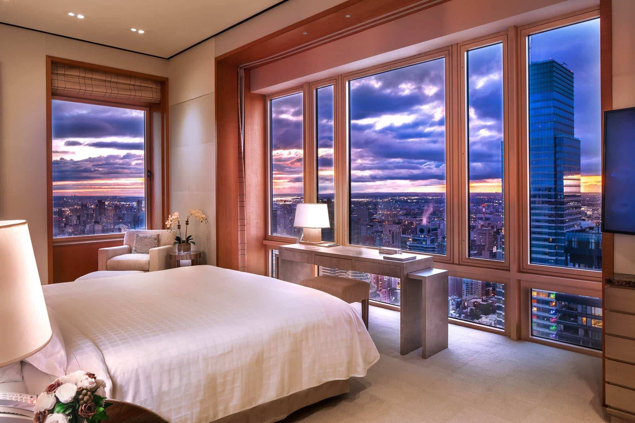 Four Seasons Hotel New York - hotels chers monde