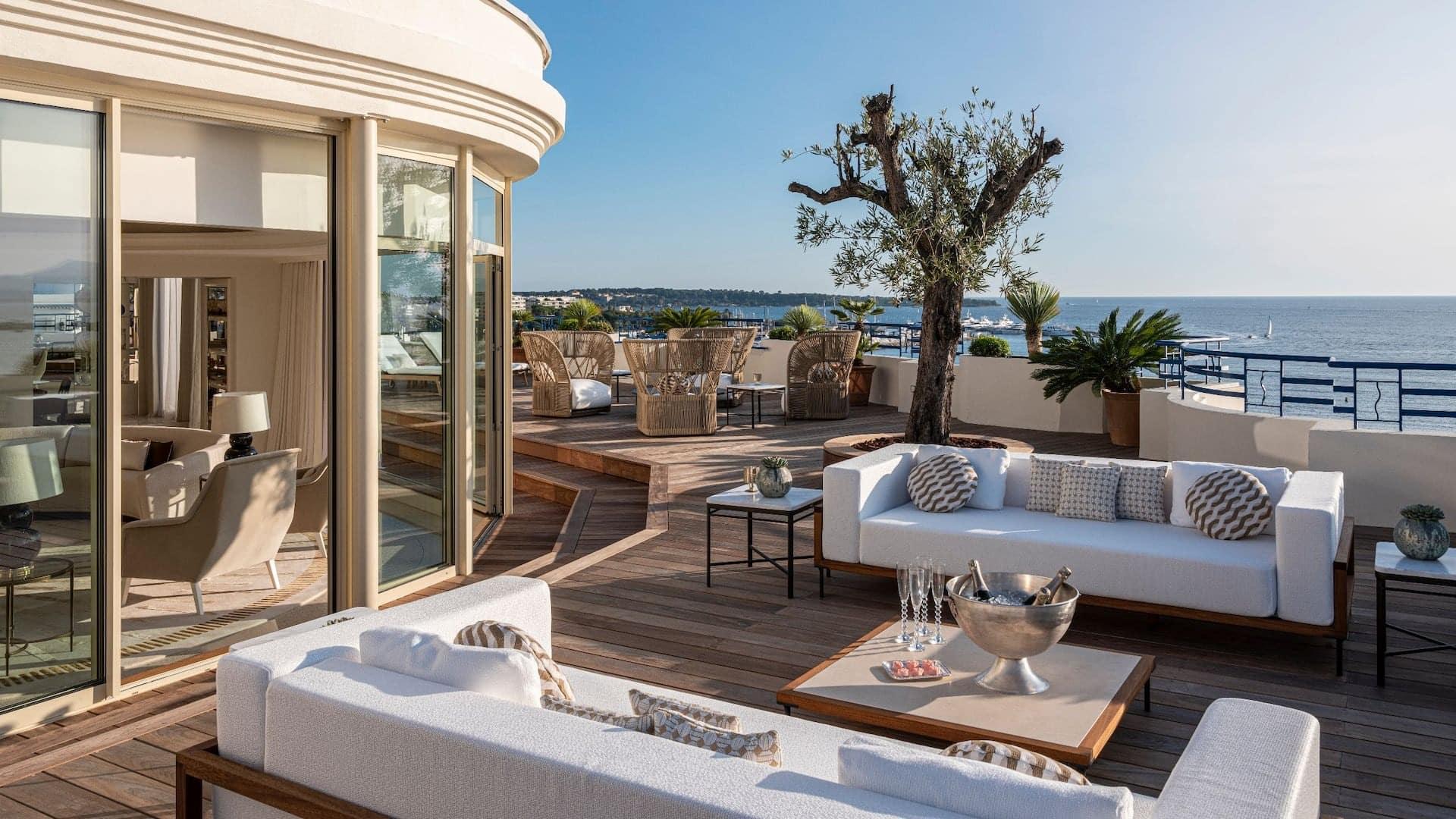 Hotel Martinez - hotels chers monde