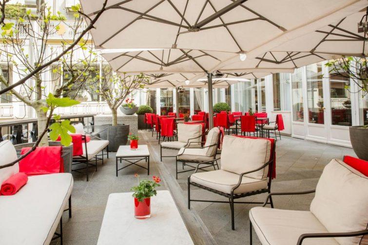 meilleurs hôtels à Bruxelles : Steigenberger Wiltcher's